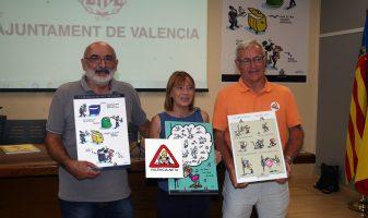 Presentació de la campanya Valencia-Neta
